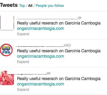 new-garcinia-tweets
