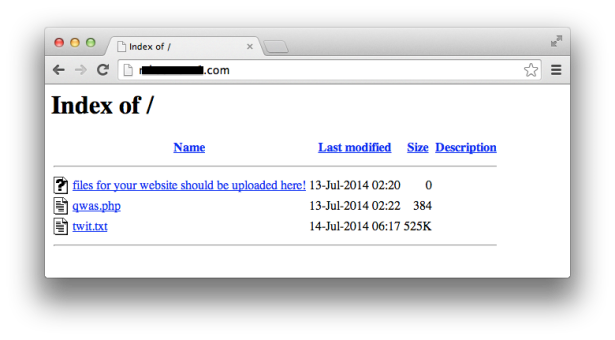 Phishing data collector